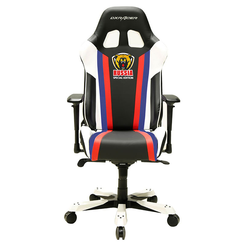 картинка Кресло Dxracer OH/KS18/NWRB Russia Special Edition